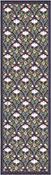 Löpare 35 x 120 cm Lilies