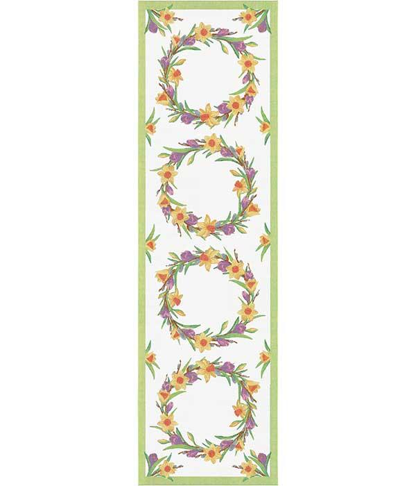 Löpare 35 x 120 cm Vårfest