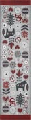 Bordslöpare 35 x 120 cm Julnatt 09*