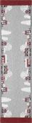 Bordslöpare 35 x 120 cm Julstad 09