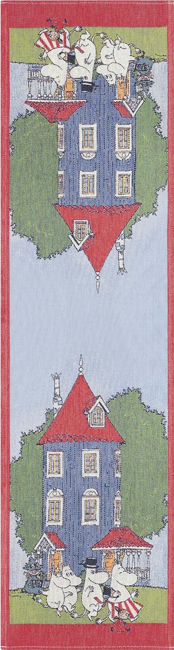 Löpare 35 x 120 cm Moomin House*