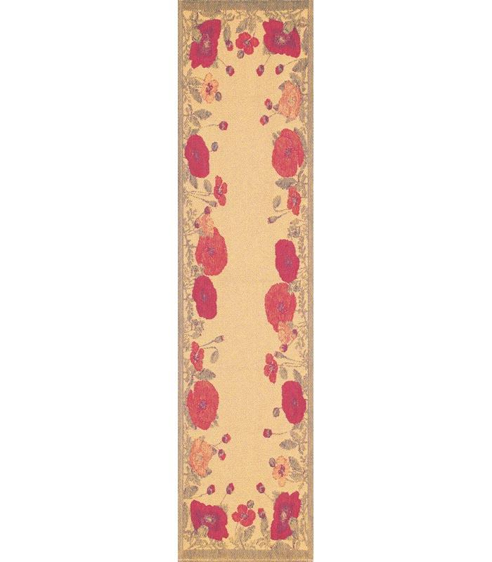 Löpare 35 x 140 cm Poppy*