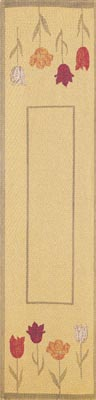 Löpare 35 x 140 cm Tulip*