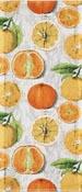 Löpare 35 x 80 cm Citrus