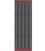 Bordslöpare 35 x 120 cm Lingonrand*