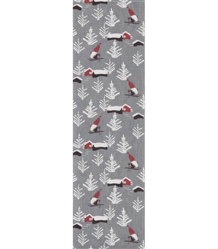 Bordslöpare 35 x 120 cm Skogstomte