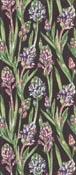 Bordslöpare 35 x 80 cm Hyacint*