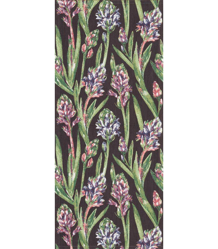 Bordslöpare 35 x 120 cm Hyacint*