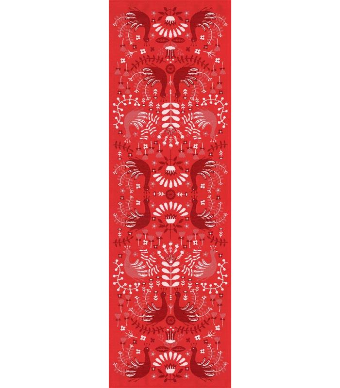 Bordslöpare 35 x 120 cm Peacock