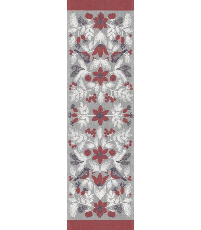 Bordslöpare 35 x 120 cm Vinterdag