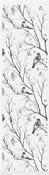 Löpare 35 x 120 cm Bullfinches