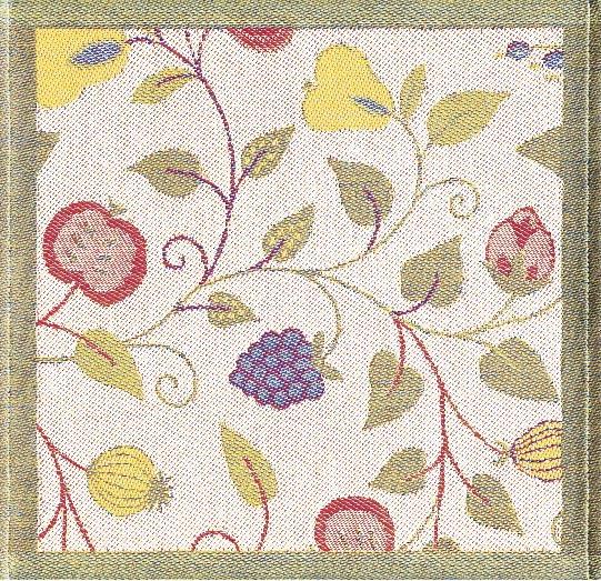 Servett/småduk 35 x 35 Floral