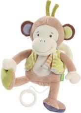 Speldosa Monkey Donkey Apa