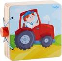 Haba Träbok Traktor