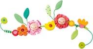 Barnvagnshänge Blommor