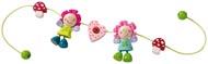 Barnvagnshänge Blomsternissar