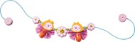 Haba Barnvagnshänge Drömmande fjärilar