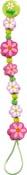 Napphållare Blommor
