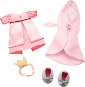 Haba dockkläder Prinsessa