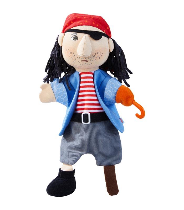 Haba Handdocka Pirat