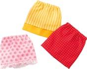 Haba dockkläder Kjolar