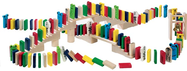 Domino Race