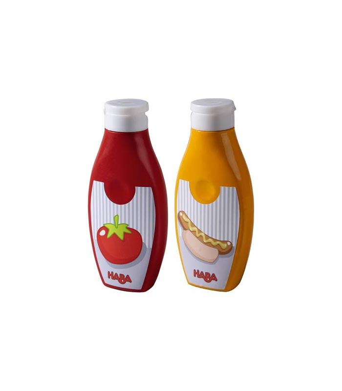 Haba Leksaksmat Ketchup & Senap