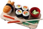 Leksaksmat Sushi
