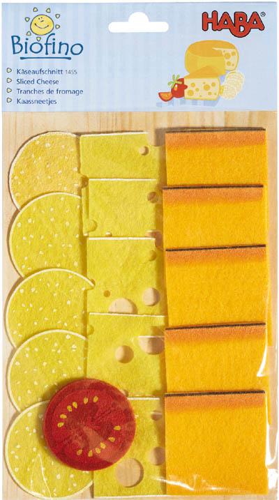 Haba Leksaksmat Pålägg ost