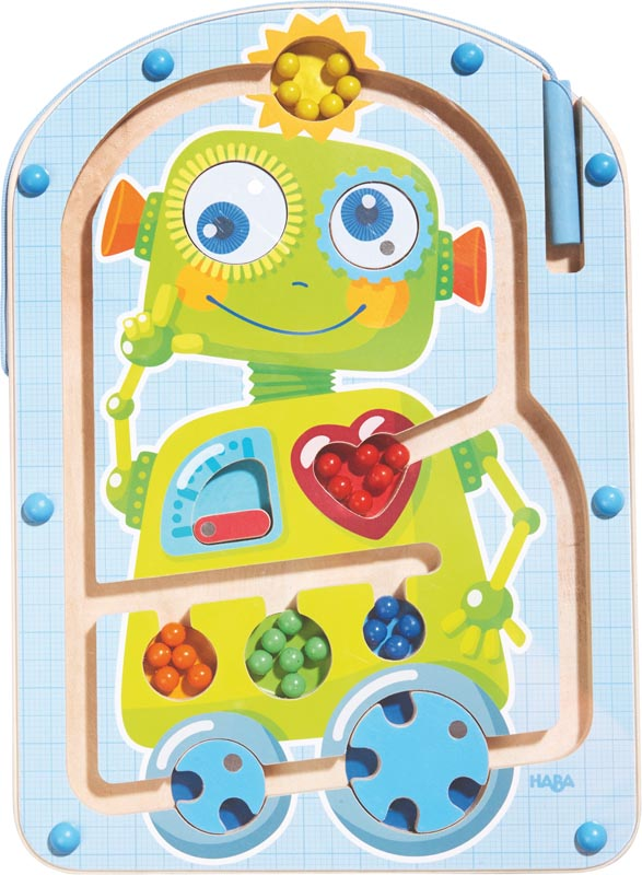 Haba Magnetspel Robot Ron