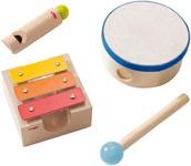 Musikinstrument lilla Ljud verkstaden