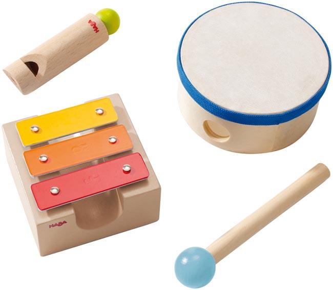 Haba Musikinstrument lilla Ljud verkstaden
