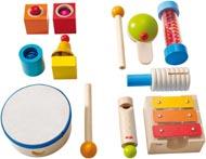 Haba Musikinstrument stora Ljud verkstaden