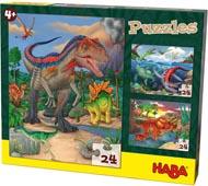 Haba Barnpussel Dinosaurs