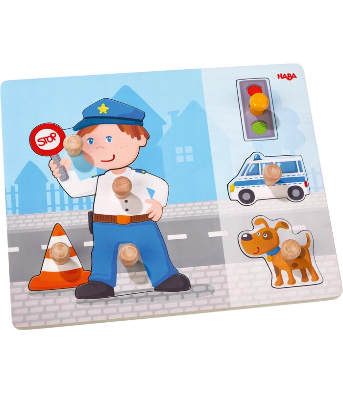 Haba Knoppussel Polis