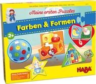 Haba Barnpussel Färger & Former