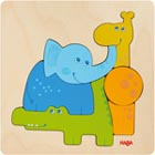 Haba Träpussel Zoo