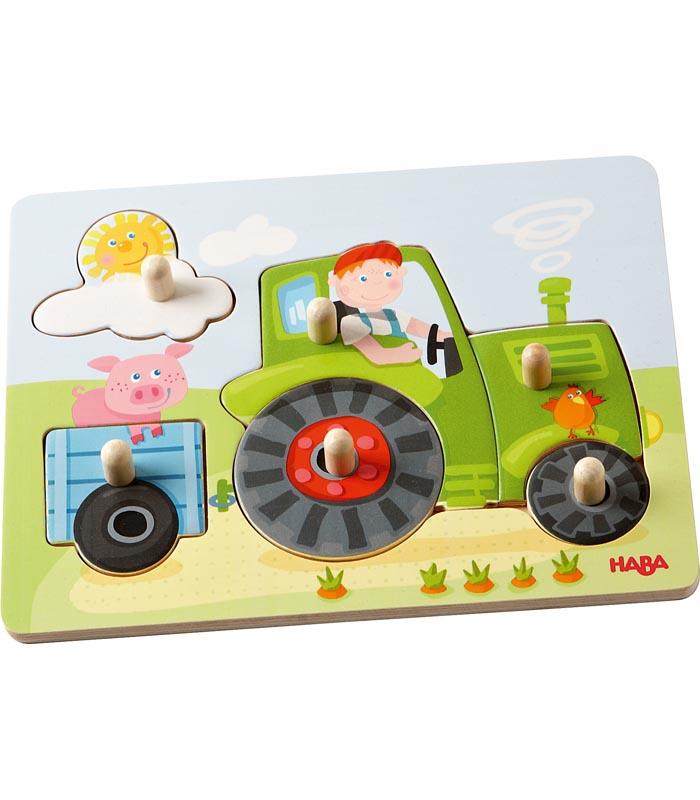 Haba Knoppussel Traktor