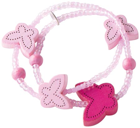 Haba Armband Fjärilar