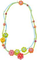 Halsband Vårblommor