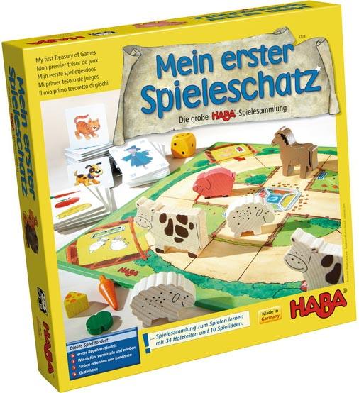 Haba Spel Min första stora spelsamling