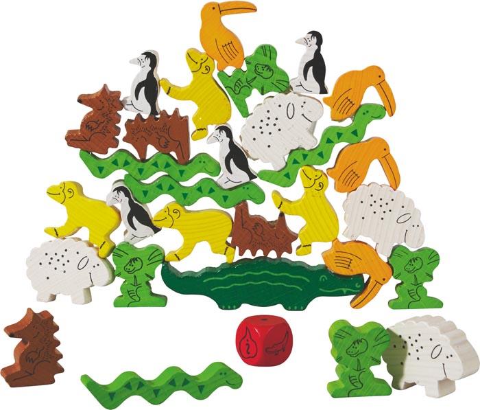 Haba Spel Djur på djur