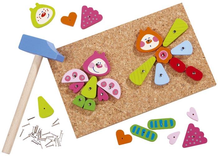 Haba Spika mönster Fjärilar