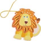 Träpå Lejon