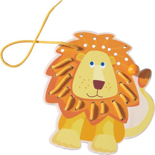 Haba Träpå Lejon