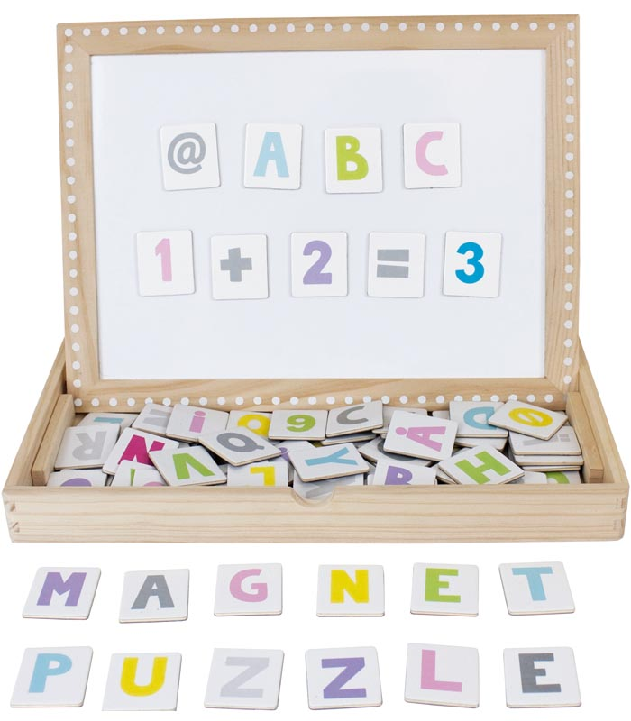 Jabadabado Magnetplatta ABC