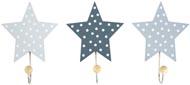 Jabadabado Krokar Stjärna grå