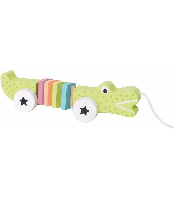 Jabadabado Dragdjur Krokodil
