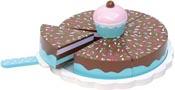 Leksaksmat Chokladtårta