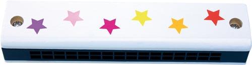 Jabadabado Munspel stjärna rosa